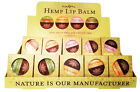 EARTHLY BODY LIP BALM TIN MULTIPLE SCENTS