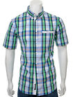 Mens Bench Shirt | Extra B | Green | NWT | RRP £36.99 Now Only £14.99