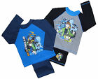 Ben 10 Alien Force  Boys Long Pyjamas Ages 2-10 years Chose from 2 Styles