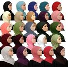 2 Piece Amira Hijab Cotton Shayla Underscarf Cotton Blend NEW NWT