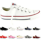 Mens Converse All Star Ox Low Top Chuck Taylor Chucks Lace Up Trainer Sizes 7-12