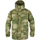 MIL-TEC WATERPROOF ECWCS JACKET WARM MENS HUNTING PARKA + FLEECE MIL-TACS FG