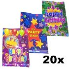 Kids Party Loot Bags Birthday Filler Favour Gift Sweets Children Candy Treat Toy