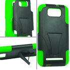T- Stand Hybrid Protector Cover Case for BLU Studio 5.5 D610 D610A D610i D600