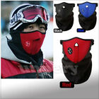 Red Blue Black Polyester Motorbike Cycling Ski Snowboard Neck Face Mask Facemask