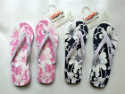KANDY NALU SURF FLOWER LADIES GIRLS FLIP FLOPS 2,3,4,5,6,7 womens beach  sandals