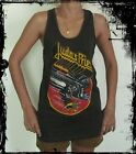 **Judas Priest Unisex Vest** Singlet Tank-Top T-Shirt Sizes S M L XL
