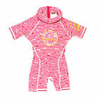Kids Boys & Girls  SWIMSAFE Float Suit  Aid UVP50+  Navy or Pink Dolphin Stripe