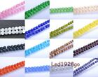 Free Shipping Lots New 50/200pcs Loose Ball Glass Cat's Eye Opal Spacer Beads
