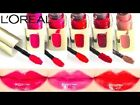 (1) New L'Oreal Paris Colour Riche Extraordinaire Liquid Lipstick, You Choose!!!
