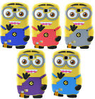 Cute 3D Cartoon Soft Silicone Case Cover for Samsung Galaxy Note I i9220 N7000
