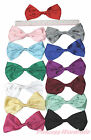 Solid Color Giant Extra Large 15CM Satin Bow Hair Clip Accessory for Party Skirt