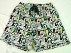 PETER ALEXANDER - Mens Disney PJ  Sleep Shorts -Mickey & Goofy - Select size
