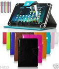 "Qualified Leather Case Cover+Gift For 7"" Verizon Ellipsis 7 4G LTE Tablet GB8"