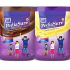 Abbott PediaSure Vanilla,Chocolate Flavour Complete Balanced Nutrition 4Children