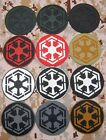 STAR WARS Imperial Logo Tactical Military Morale 3D PVC Patch $6.56 CAD