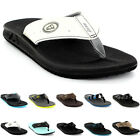 Mens Reef Phantoms Slip On Flip Flop Surfing Beach Holiday Surf Sandals UK 7-12