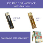 HISTORY & HERALDRY Gift Pens & Notebook Personalized Pen Someone Special
