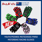 MX Kid Youth Racing Gloves Motorbike Cycling Motorcycle Motocross ATV BMX Race