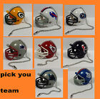 NEW NFL Ceiling Fan Helmet Pull Chain Lamp Pull Chain -- CHOOSE YOUR TEAM!! $5.99 USD on eBay
