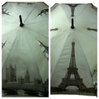 CLIFTON UMBRELLA - Artbrella - Full Size Auto - Cities  -Choose Design