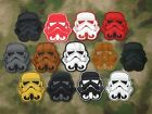 STAR WARS Legion  Imperial STORM TROOPER Logo 3D PVC Patch $6.49 CAD