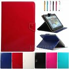 Universal Flip PU Leather Stand Case Cover For 9.7 10 10.1 10.5 inch Tablet
