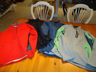 VARIOUS MENS SCHOELLER WB 400 SOFTSHELL JACKETS  EMS  AND MARMOT  XL  NWOT