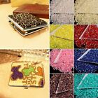 1000x 4mm Crystal AB Sparkling Resin Flatback 14 Facets Rhinestones DIY Decor