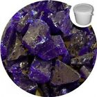 Royal Blue Decorative - Glass Chippings - Garden -Vases - Memorial - Display