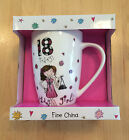 Birthday Mug - 21 Today! / 18 Today! - In Gift Box