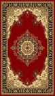 1001 Ivory Green Burgundy Black Isfahan Area Rug Contemporary Modern Carpet
