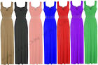 LONG BRIDESMAID FORMAL GOWN BALL PARTY COCKTAIL EVENING PROM DIAMENTE MAXI DRESS