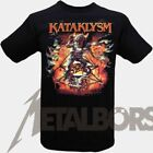 "Kataklysm "" Cross the Line of Redemption "" T-Shirt 104393 #"
