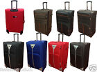 """New Super Light 30 """" 4 wheels Lightweight Suitcase Expandable Trolley bag Cases"""