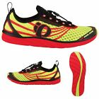 2014 Pearl Izumi Mens EM TRI N 1 Lightweight Running Triathalon Shoes Red Yellow
