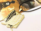 Attack on Titan Cosplay Necklace Shingeki no Kyojin Scouting Recon Corps pendant