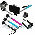 Selfie Extendable up to 42 inches Monopod + Mount for Samsung Note 2 3 II III