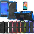 For LG Google Nexus 5 D820 Rugged Impact Hybrid Hard Kickstand Case Cover
