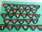 Brownie Guide Interest Badges 1970-1980 ( choice of  29)