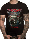 Official Exodus (Piranha) T-shirt - All sizes