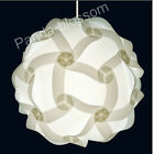 Modern Home decoration plastic Pendant Ceiling Lampshade Light Cord many colors