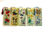 Personalised 3D Bookmarks-Beautiful Gifts-Names A-C - CLEARANCE SALE - 50% OFF!