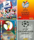 World Cup, Euro & CL 1998/2002 - Pick the stickers you need from lists - PANINI