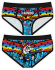 Rainbo First Blood Period Panties Undies Knickers Punk Geek Gothic