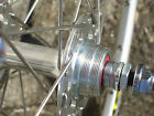 SSC Premium Single Speed Wheels 700c Silver | Flip Flop Track Hub For Fixed Gear