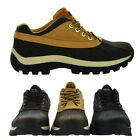 Kingshow Men 7014 Snow Waterproof Leather Short Working Boots