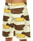 BNWT Billabong 'Pelly' Boardshorts Shorts Surfwear Mens Swimwear