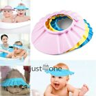for Baby Kids' Wash Hair Shield Shampoo Bath Bathing Shower Cap Hat Adjustable