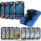 Waterproof Shockproof Hard Military Case Cover For Samsung Galaxy S5 S4 S3Note 3